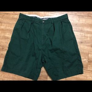 Polo Golf shorts-Olive Green